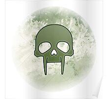 Guild wars 2 Necromancer logo Poster