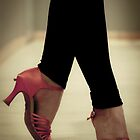 Salsa dance shoes. Women. by GemaIbarra