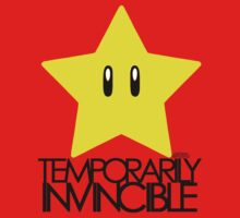 Temporarily Invinsible by KRASH (Ashlee Fensand)