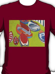 Coliemore Boats 2 T-Shirt