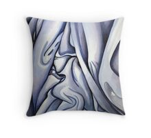 The Metaphysics of Cloth Throw Pillow