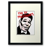 The Ex Presidents  Framed Print