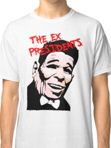 The Ex Presidents  Classic T-Shirt