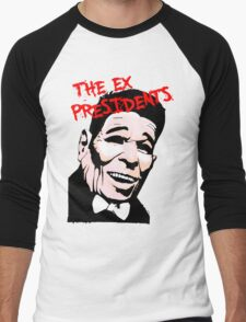 The Ex Presidents  Men's Baseball ¾ T-Shirt