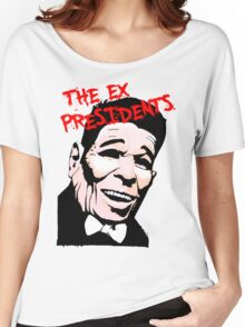 The Ex Presidents  Women's Relaxed Fit T-Shirt