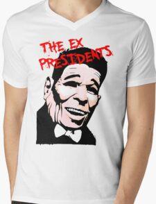 The Ex Presidents  Mens V-Neck T-Shirt