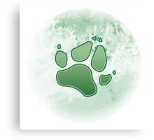 Guild Wars 2 Inspired Ranger logo Canvas Print