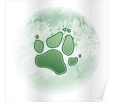 Guild Wars 2 Inspired Ranger logo Poster