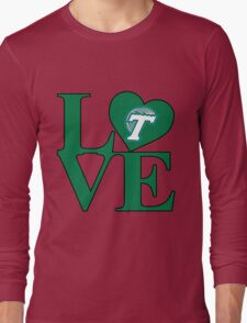 Love Tulane  Long Sleeve T-Shirt