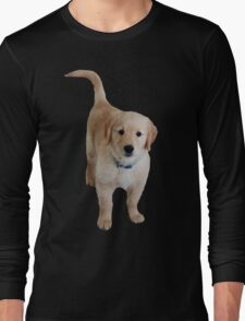 Cute Lil Puppy Long Sleeve T-Shirt