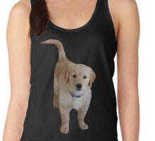 Cute Lil Puppy Women's Tank Top