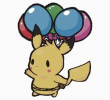 Flying Pikachu Kids Clothes