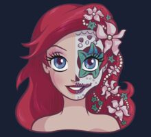 Sugar Skull Series: Ariel Kids Clothes
