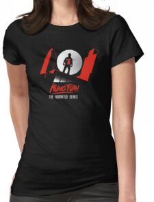 Animated Fury Womens Fitted T-Shirt