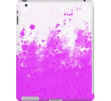 Purple Ink  iPad Case/Skin