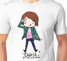 Charlie - Peace Out, Bitches! Unisex T-Shirt