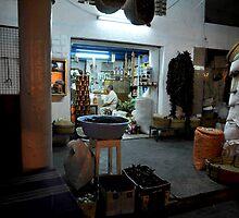 Spice shop by nguyen