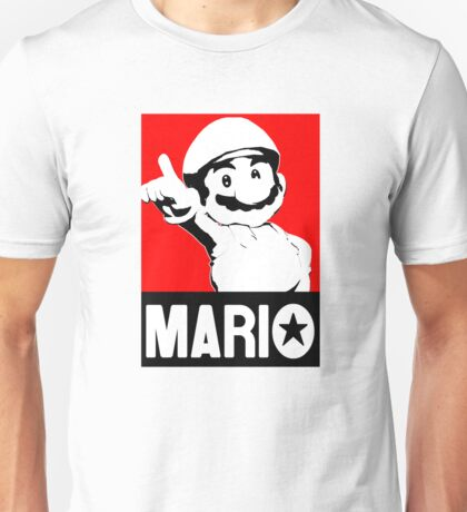 Che Mario Unisex T-Shirt