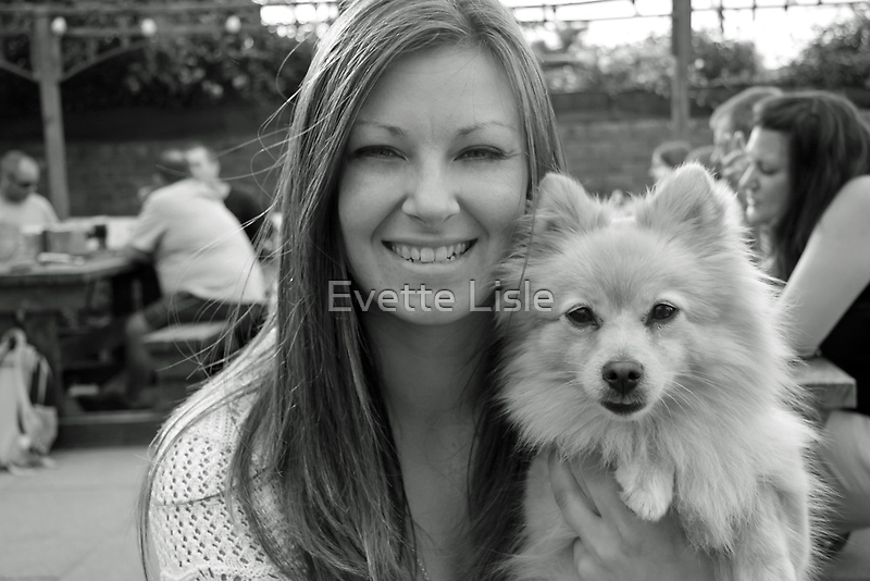 me and my gracie by Evette Lisle