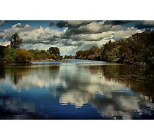 Delta Meadows Photographic Print