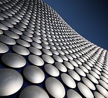 My take on the Selfridges building, Birmingham by Stewart  Hardy