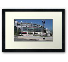 The Nationals Stadium Framed Print