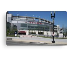 The Nationals Stadium Canvas Print