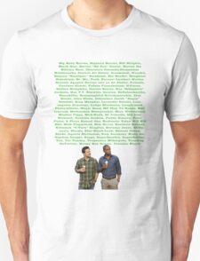 "Gus ""Sillypants"" Jackson T-Shirt"