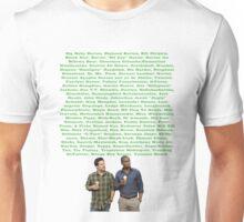 "Gus ""Sillypants"" Jackson Unisex T-Shirt"