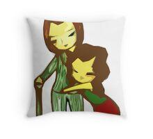 OUAT - Rumbelle Throw Pillow