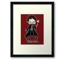 I'm Harry Freaking Potter Framed Print