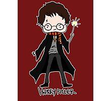 I'm Harry Freaking Potter Photographic Print