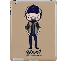 Bobby Singer iPad Case/Skin