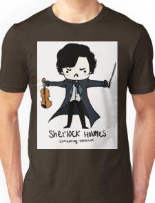 Sherlock is Not a Psychopath Unisex T-Shirt