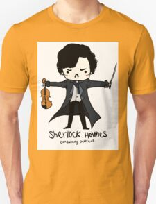 Sherlock is Not a Psychopath T-Shirt