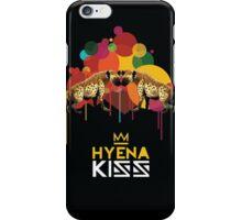 Hyena Kiss iPhone Case/Skin