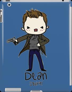 Dean Winchester by sleepyfortress