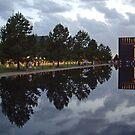 Floating Reflections -- Oklahoma City Memorial by John Carpenter