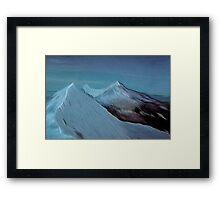 Andes Framed Print