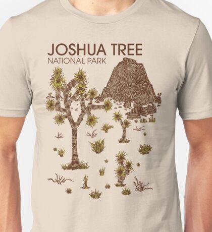 Joshua Tree National Park Unisex T-Shirt