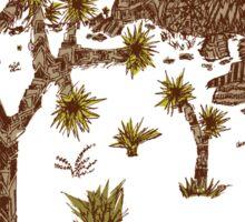Joshua Tree National Park Sticker