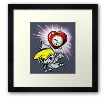 You Got a Heart!  Framed Print