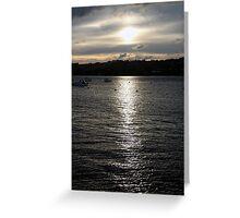 Devon Sky Greeting Card