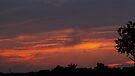 Beautiful Sunset in Danville by BCallahan