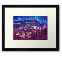 GYMPIE MUSTER - COLLECTION -  Framed Print