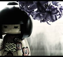 The scent of hyacinth invaded her nostrils as she closed her eyes and by madworld
