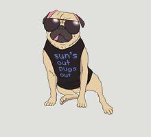sun's out pugs out Unisex T-Shirt