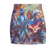 GYMPIE MUSTER-COLLECTION- RICHARD CLAPTON and CHAIN Mini Skirt
