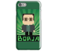 Borja iPhone Case/Skin