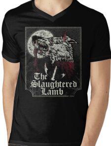 The Slaughtered Lamb  Mens V-Neck T-Shirt